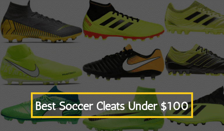 Best Soccer Cleats Under 100 Dollar