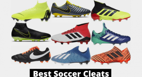 Best Soccer Cleats