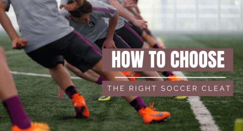 How to Choose the Right Soccer Cleat