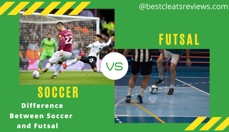 Difference Between Soccer and Futsal