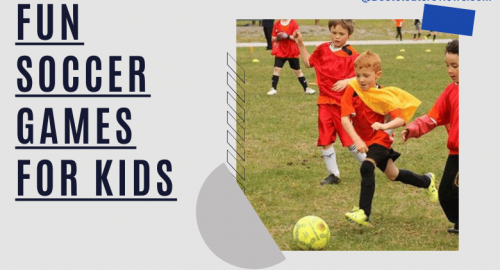 Fun Soccer Games for Kids