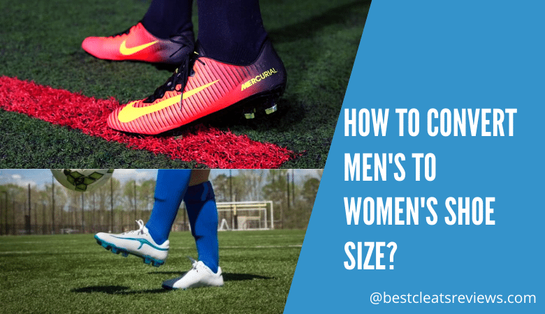 How to Convert Mens to Womens Shoe Size