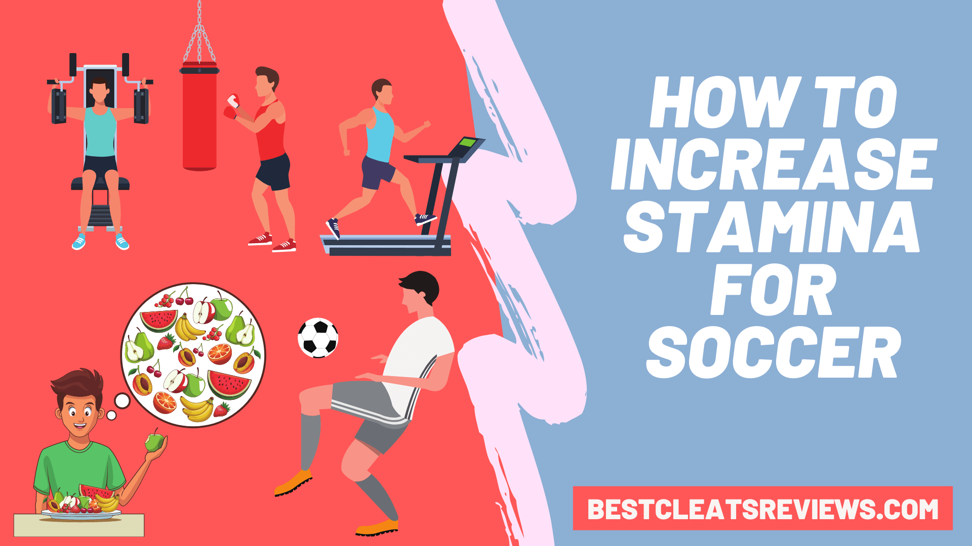 How To Increase Stamina For Soccer