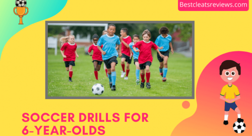 Soccer Drills For 6-Year-Olds